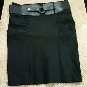 Dresses & Skirts - Belted Skirt.